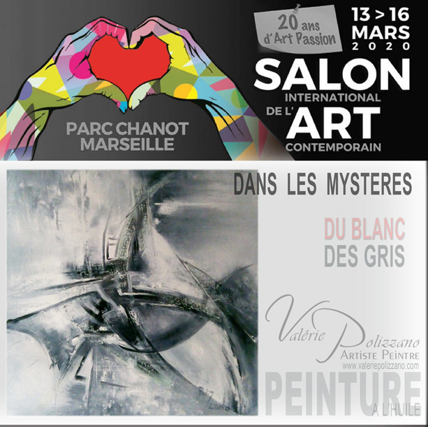 EXPOSITION D'OEUVRES - Abstraction -