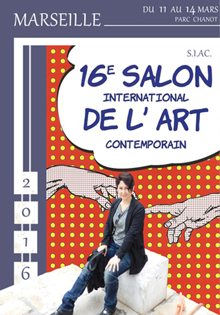 SALON INTERNATIONAL DE L'ART CONTEMPORAIN - MARSEILLE