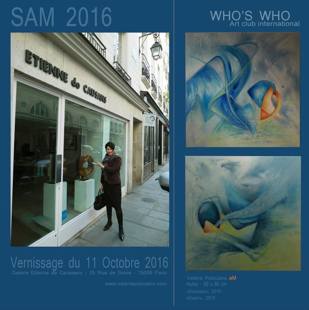 Vernissage du SAM 2016 - EXPOSITION